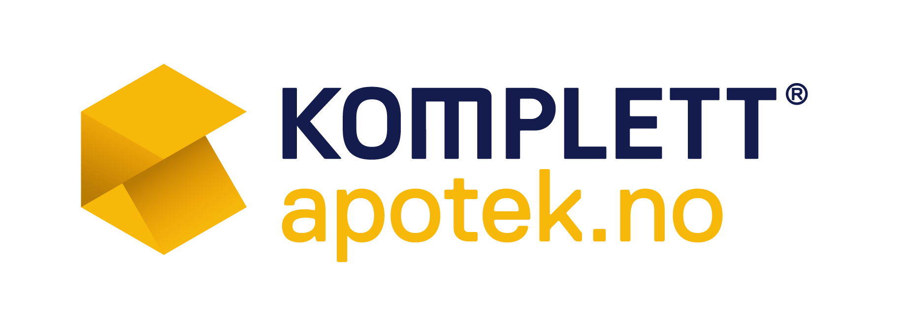 Logo for nettapoteket Komplett Apotek.no .