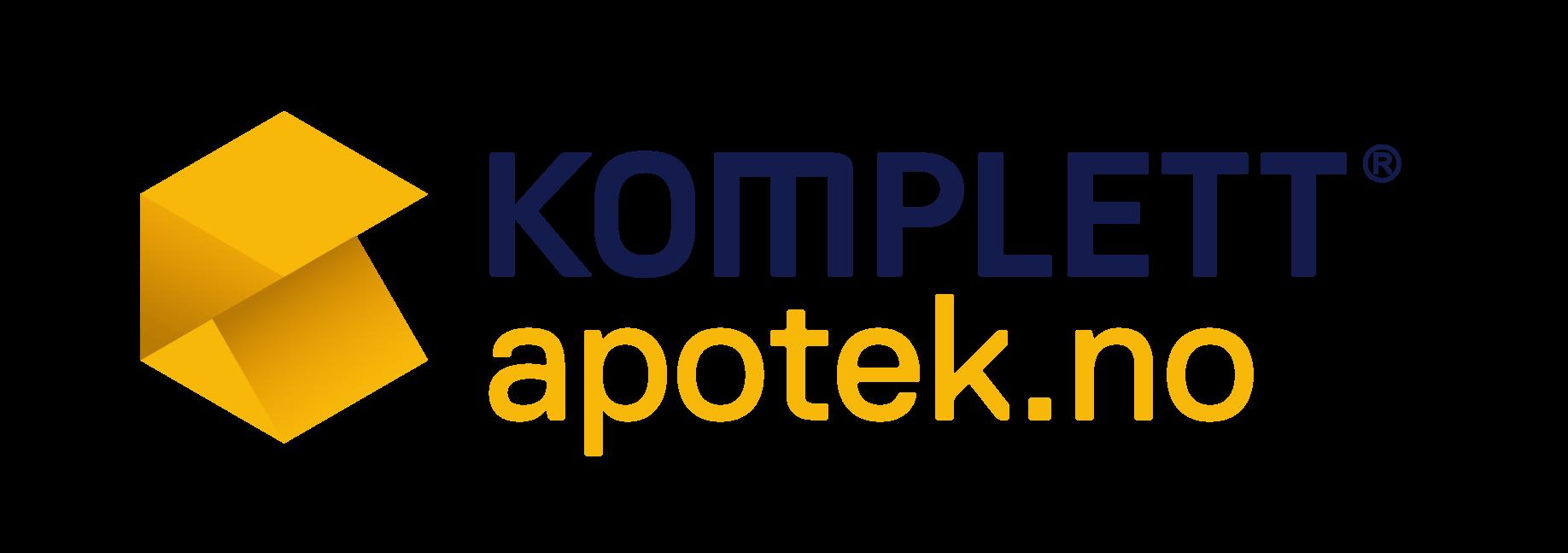 Logo for Komplett Apotek.no