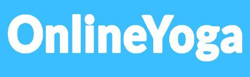 logo for OnlineYoga