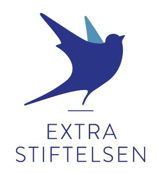 logo for Extra Stiftelsen