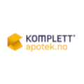 Logo for KomplettApotek.no